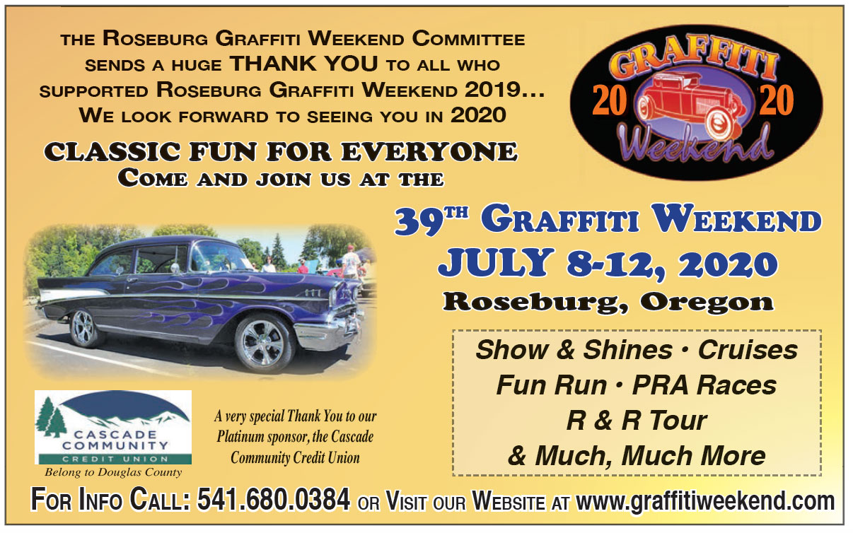 CruZin Magazine - Boise car show father's day